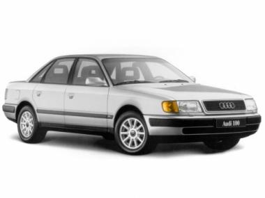 Текстильные коврики Audi 100 (C4) 1991 - 1994 (седан)