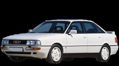 Текстильные коврики Audi 80/90 B-3 (8A) 1986 - 1995