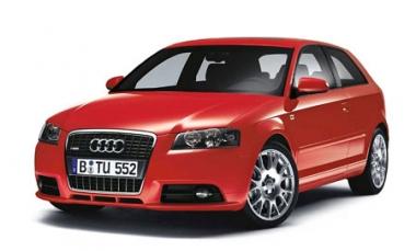 Текстильные коврики Audi A3 (8L) 1996 - 2003