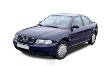 Текстильные коврики Audi A4 (B5) 1994 - 2001 (седан)