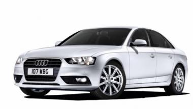 Текстильные коврики Audi A4 (B9) 2015 - наст. время