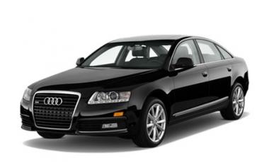 Текстильные коврики Audi A6 (C6) 2004 - 2011 (седан)