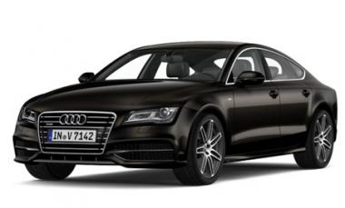 Текстильные коврики Audi A7 (4G) 2010 - 2018
