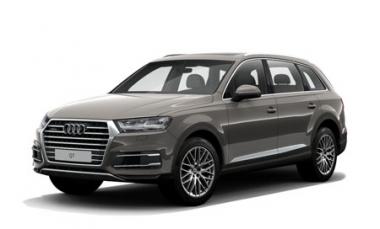 Коврики из экокожи 3D  Audi Q7 II 2015 - наст.время