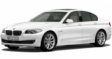 Текстильные коврики BMW 5 (F10/F11) 2011 - 2016