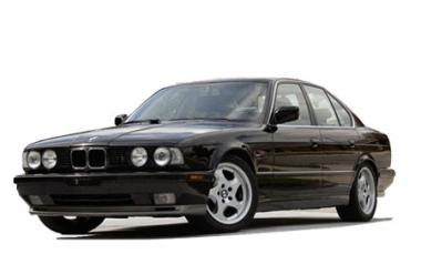 Коврики Eva BMW 5 (Е34) 1988 - 1997