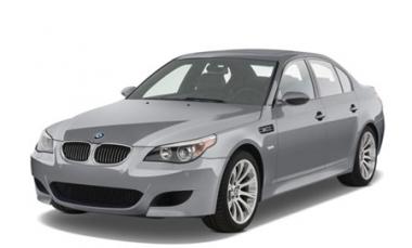 Текстильные коврики BMW 5 (Е60) 2003 - 2010