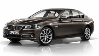 Текстильные коврики BMW 5 4WD (F10/F11) 2013 - наст. время
