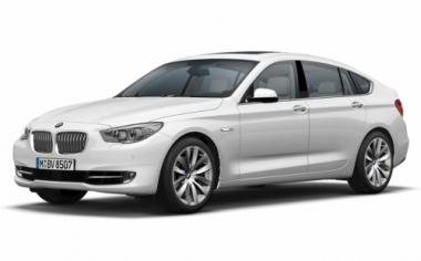 Текстильные коврики BMW 5 GT (F07) 2010-2016