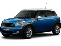 Коврики Eva Mini Cooper Countryman R60 2010-2015