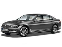 Текстильные коврики BMW 7 серия VI (G12) 2015- наст. время