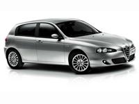 Текстильные коврики Alfa Romeo 147 2000-2010