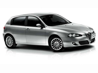 Коврики EVA Alfa Romeo 147 2000-2010