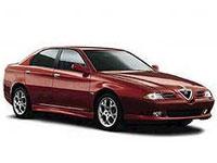 Текстильные коврики Alfa Romeo 166 1998-2007