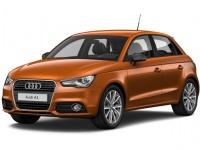 Текстильные коврики Audi A1 2010 - наст. время