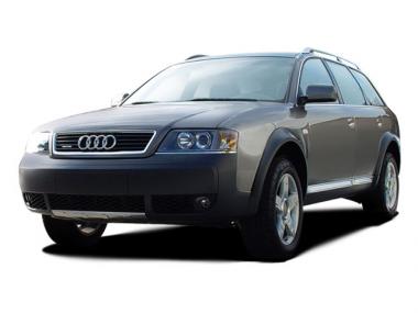Текстильные коврики Audi A6 (С5) Allroad 2000 - 2006