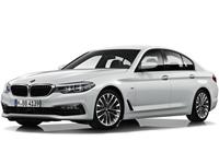 Коврики Eva BMW 5 G30 2016 - нв