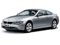Коврики из экокожи 3D  BMW 6 II (E63/E64) 2003-2010
