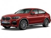 Текстильные коврики BMW Х4 G02 2017-н.в.
