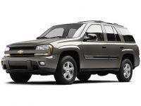 Коврики из экокожи 3D  Chevrolet TrailBlazer 2001 - 2008
