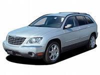 Текстильные коврики Chrysler Pacifica (CS) 2003 – 2008 (6 мест 4WD)