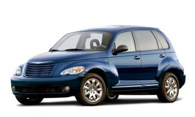 Текстильные коврики Chrysler PT Cruiser 2002 - 2010