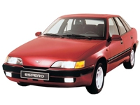 Автоодеяла Daewoo Espero 1990 - 1999