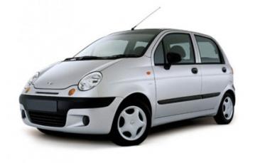 Автоодеяла Daewoo Matiz 2000 - наст. время