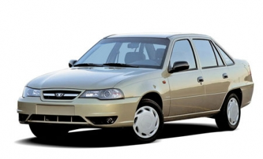 Автоодеяла Daewoo Nexia 1995 - наст. время
