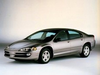 Коврики EVA Dodge Intrepid II 1998 - 2004