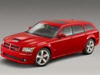Текстильные коврики Dodge Magnum 2003 - 2008