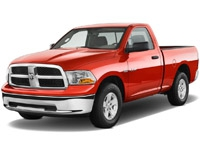 Коврики из экокожи 3D  Dodge Ram IV поколение 2009 - 2012