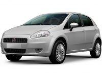 Коврики EVA Fiat Grande Punto III 2005 - 2009