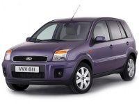 Коврики EVA Ford Fusion 2002 - 2012