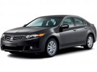 Коврики из экокожи 3D  Honda Accord VIII 2007 - 2012