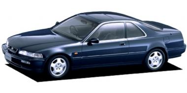 Текстильные коврики Honda Legend 1990-1996 (купэ)