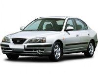 Коврики Eva Hyundai Elantra III (XD) 2000 - 2006