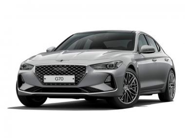 Коврики Eva Hyundai Genesis G70 I 2017-наст.время