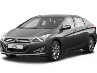 Коврики Eva Hyundai i40 2011 - наст. время