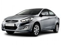 Коврики Eva Hyundai Solaris 2011 - 2016 (хэтчбек)