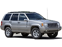 Коврики Eva Jeep Grand Cherokee II 1999 - 2004