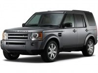 Текстильные коврики Land Rover Discovery III 2004-2009