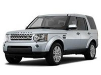 Текстильные коврики Land Rover Discovery IV 2009 - наст. время