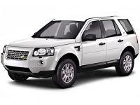 Текстильные коврики Land Rover Freelander II 2006 - 2012