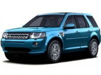 Текстильные коврики Land Rover Freelander II 2012 - наст. время