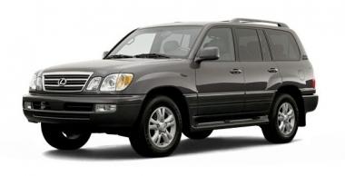 Коврики Eva Lexus LX470 1998 - 2007