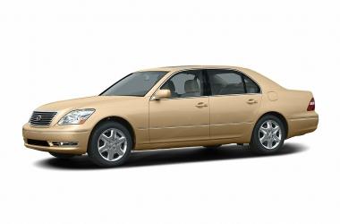 Коврики Eva Lexus LS430 III 2000 - 2006