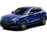 Текстильные коврики Maserati Levante I 2016 – н.в.