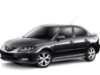 Коврики из экокожи 3D  Mazda 3 (BK) 2003 - 2009 (седан)