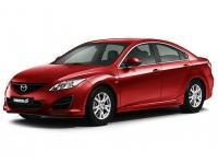 Коврики из экокожи 3D  Mazda 6 (GH) 2007 - 2013